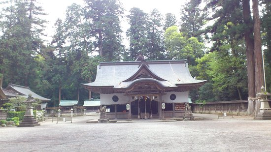 Harimakuni Ichinomiya Iwa Shrine : 伊和神社