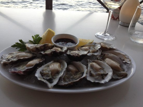 Sydney Cove Oyster Bar: The main reason I chose this place - fantastic oysters