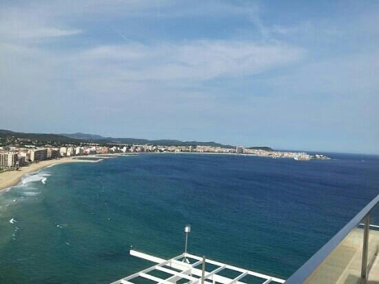Costa Brava, Espanha: sant antoni de calonge y palamos con mucho sol