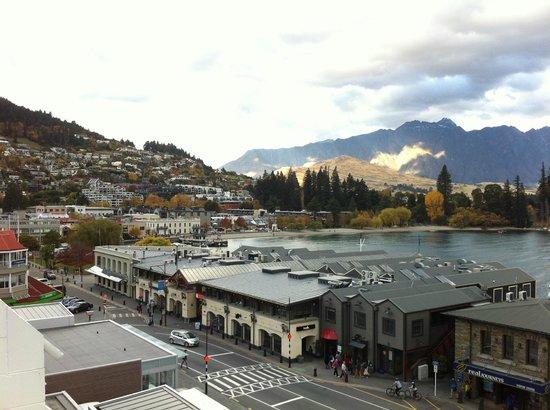 Crowne Plaza Queenstown: Excellent view