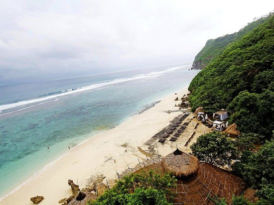 جيمباران, إندونيسيا: Jimbaran coast
