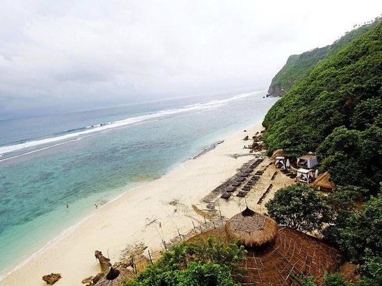 Jimbaran coast