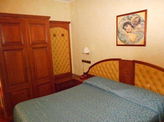 Hotel Antico Masetto : camera