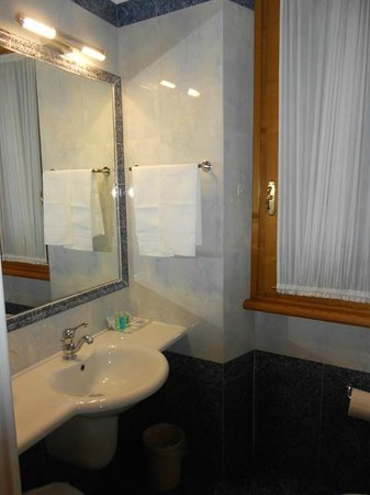 Hotel Antico Masetto : bagno