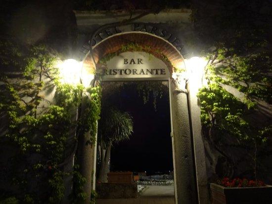 Hotel Parsifal Antico Convento del 1288: 入口