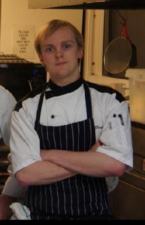 The Sun Inn: Gordon Stott Head Chef/Landlord