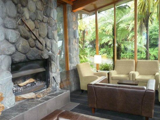 Scenic Hotel Franz Josef Glacier Hotel: nice & quiet area