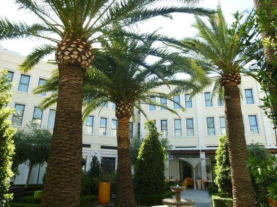 The Westin Valencia: Innenhof