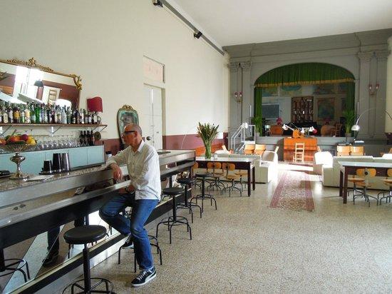 Tasso Hostel Florence: Bar, wspolna czesc.