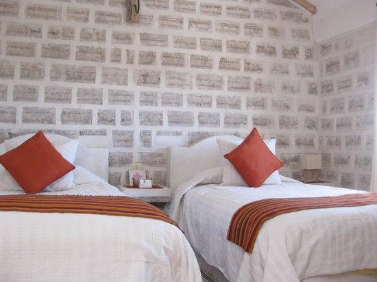 Hotel de Sal Luna Salada: 客室内1