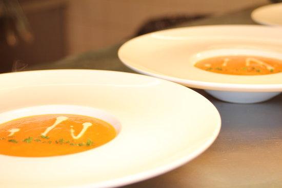 The Sun Inn: Soup