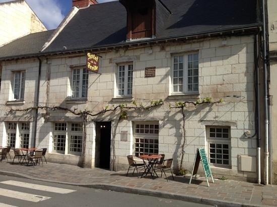 La Treille Hotel Restaurant : La Treille Chinon