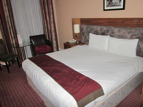 Maldron Hotel Parnell Square: Habitación