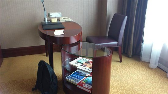 Golden Hotel: Study table