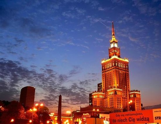 VIP Service - Transport & Concierge : Warsaw Palace of Culture