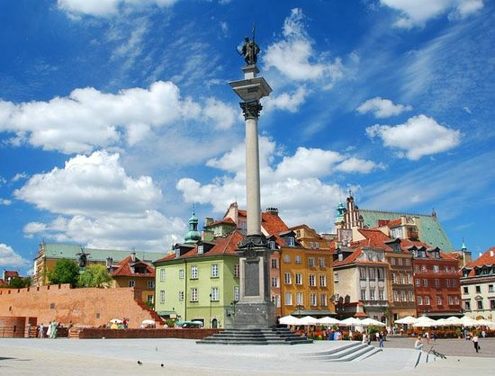 VIP Service - Transport & Concierge : Warsaw Old Town