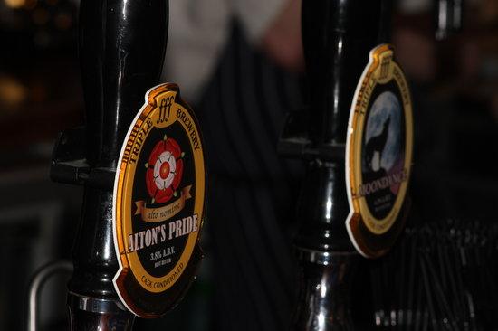 The Sun Inn: Local Ales