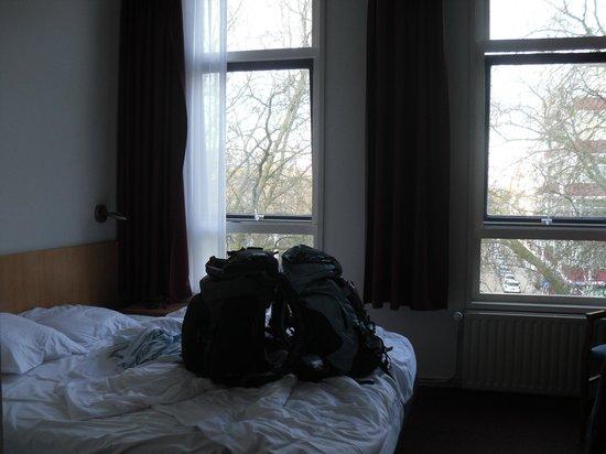 Hotel Rotterdam: camera della prima notte