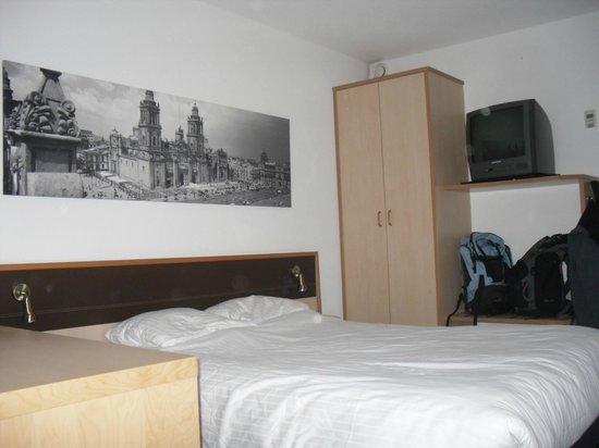 Hotel Rotterdam: camera della seconda notte