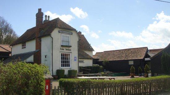 The Farmhouse Inn Restaurant: The Inn