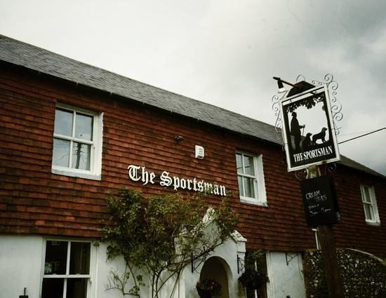 The Sportsman Inn: Add a caption