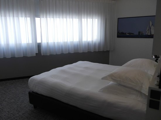 Royal Antibes Hotel, Residence, Beach & Spa: Bed