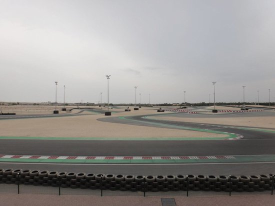 Photo of Tourist Attraction Bahrain International Karting Circuit at Gate 255,gulf Of Bahrain Avenue, Sakhir 1062, Bahrain