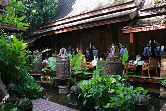 The Baray Villa : Another look at the restaurant