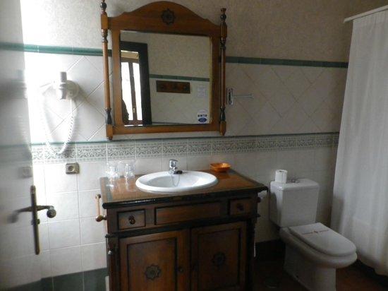 Plaza Nueva Hotel: La salle-de-bains