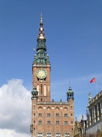 Novotel Gdansk Centrum: Town Hall, Long Street, Main Town Gdansk