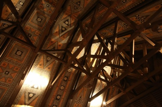 Castaway Island Fiji: traditional design