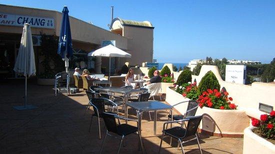 Kerry's Kafe Terrace