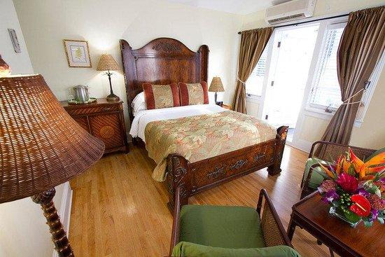 The Gardens Hotel: Interior