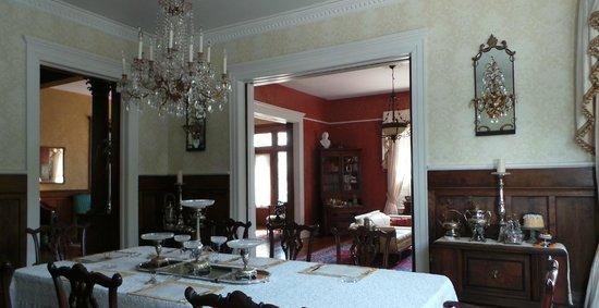 Wisteria Hall: Dining Room