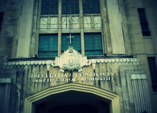 Université de Santo Tomas : UST Chapel