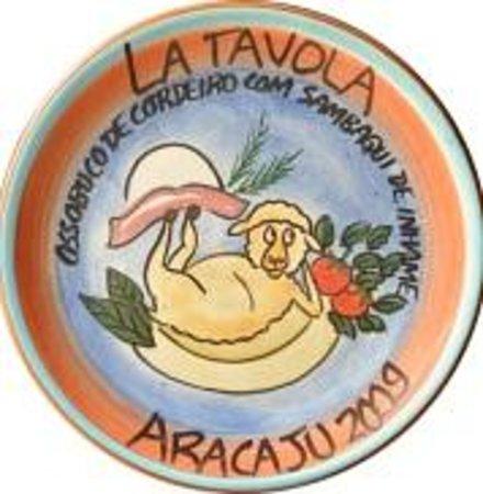 La Tavola: prato sensacional