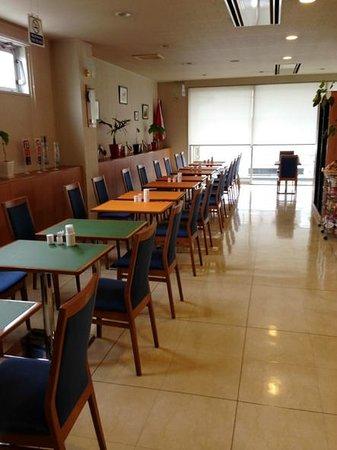 Petit Hotel Kochi : Petit Cafe