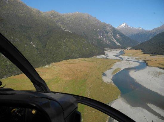 Wilkin River Jets : Heliflug