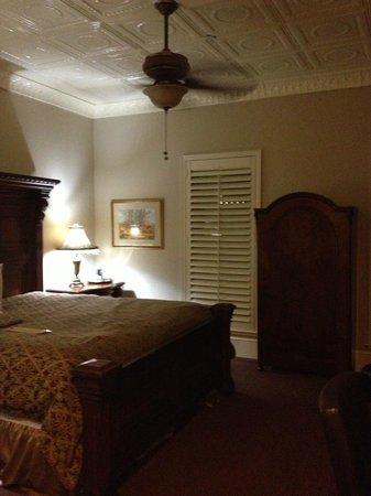 The Grand Hotel: DETALLE HAB 216