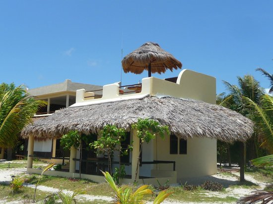 Hotel Maya Luna : The cabañas
