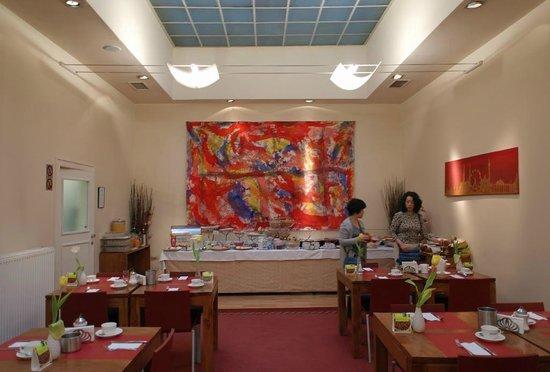 Hotel Papageno: Ресторан отеля