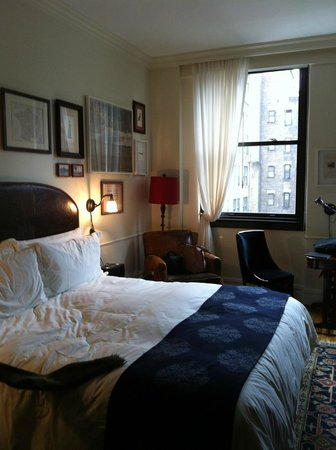 The NoMad Hotel: Comfy bed