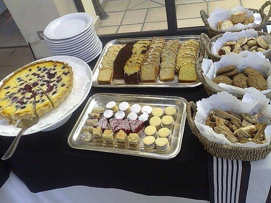 Loi Suites Recoleta: Café-da-manhã