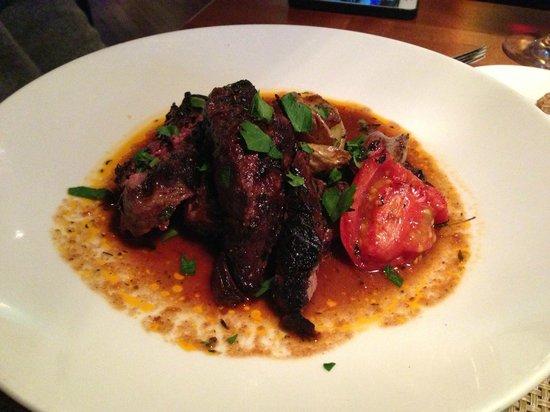 Rezaz Mediterranean Cuisine: Hanger Steak