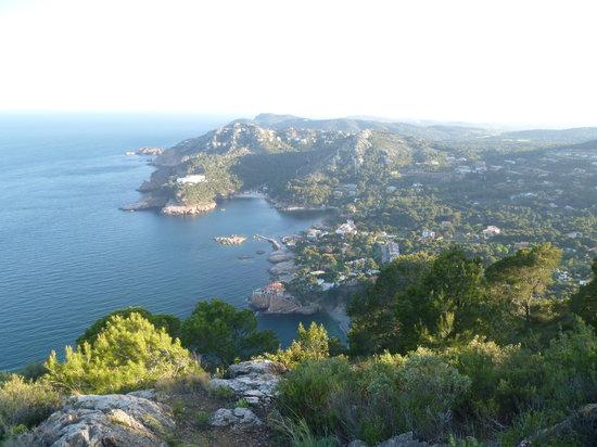 Hostal Sa Barraca: Panoramica Fornells