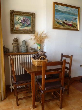Hostal Sa Barraca : Detalle interior