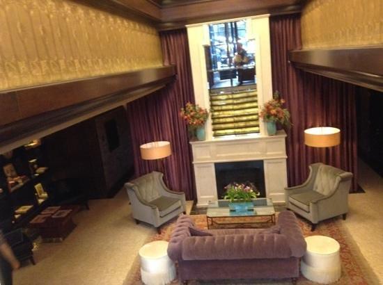 Walker Hotel Greenwich Village: ingresso
