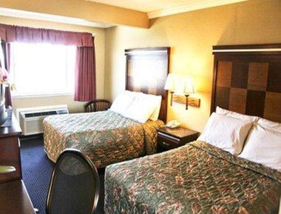 Americas Best Value Inn - San Mateo / San Francisco: Guest Room