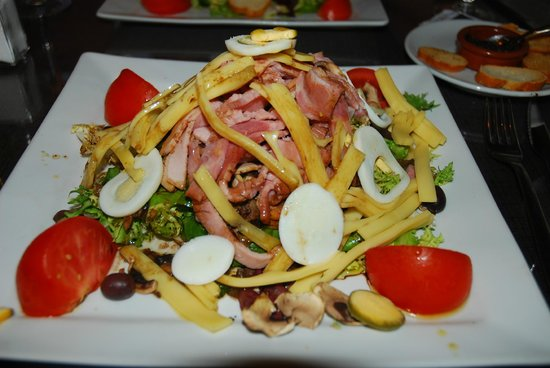 La Mamma: Шефский салат