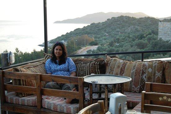 Hideaway Hotel: Rooftop terrace